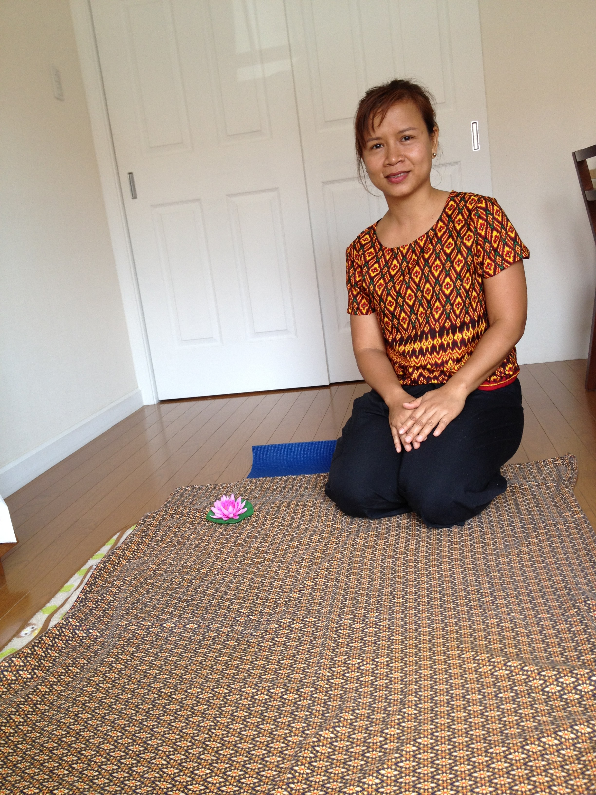 Thai Massage In Your Home In Tokyo For New Mums After