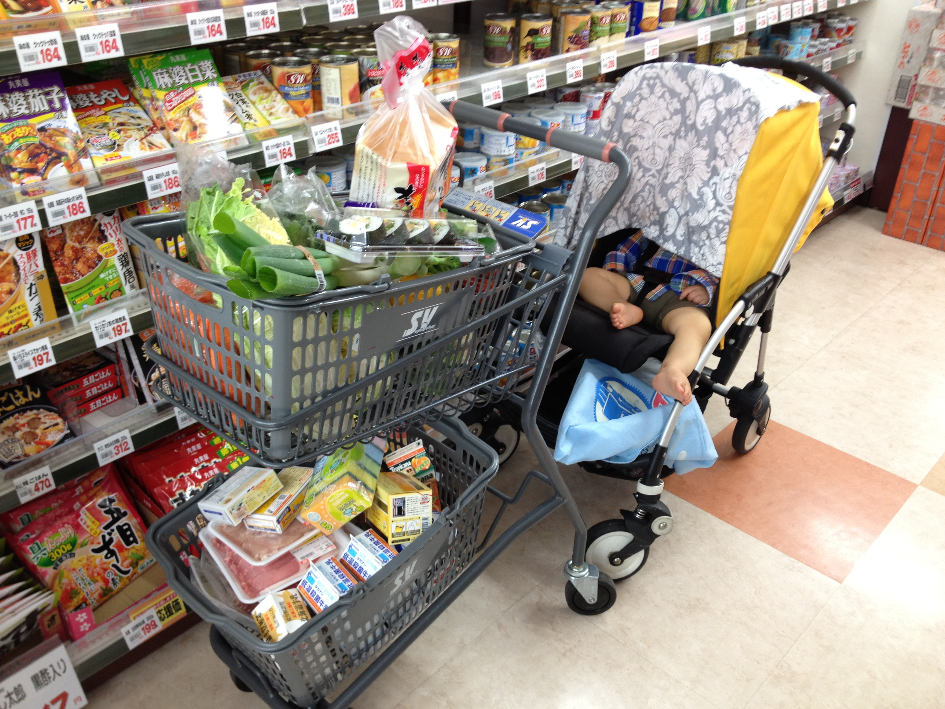 the issues with grocery shopping
