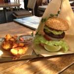 Jiyugaoka Burger baby-friendly restaurant in Tokyo