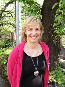 Celia Hughes midwife in Tokyo