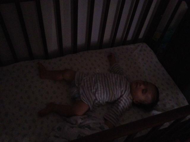 Sleeping - 20th Sep 2012