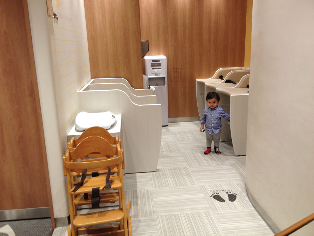 Nursing Rooms reviews Archives - Tokyo Urban Baby