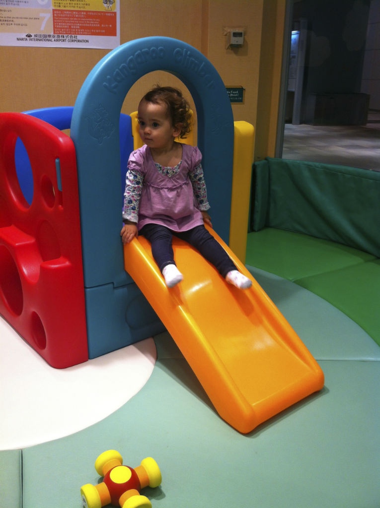 Airport Play Area Photo