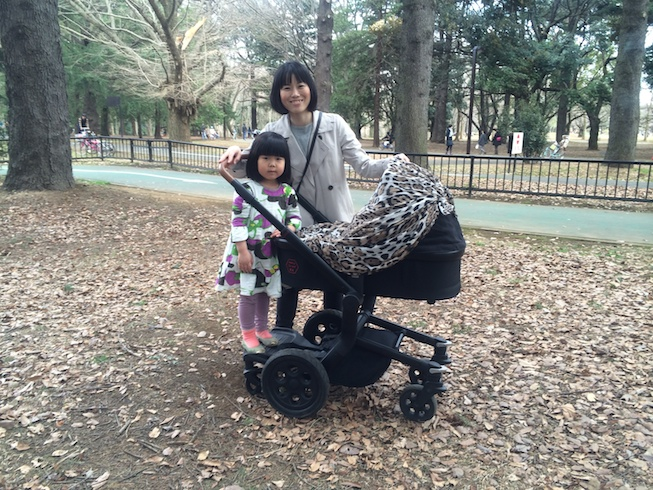 Joolz stroller review by Japanese mum