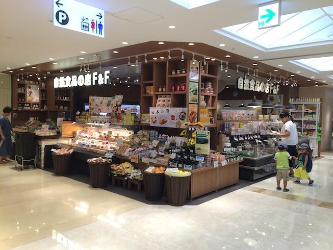 Natural Food shop