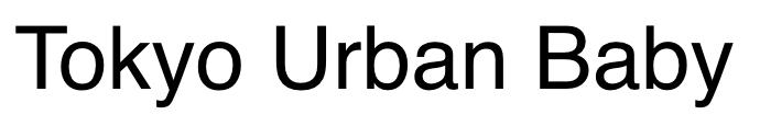 Tokyo Urban Baby