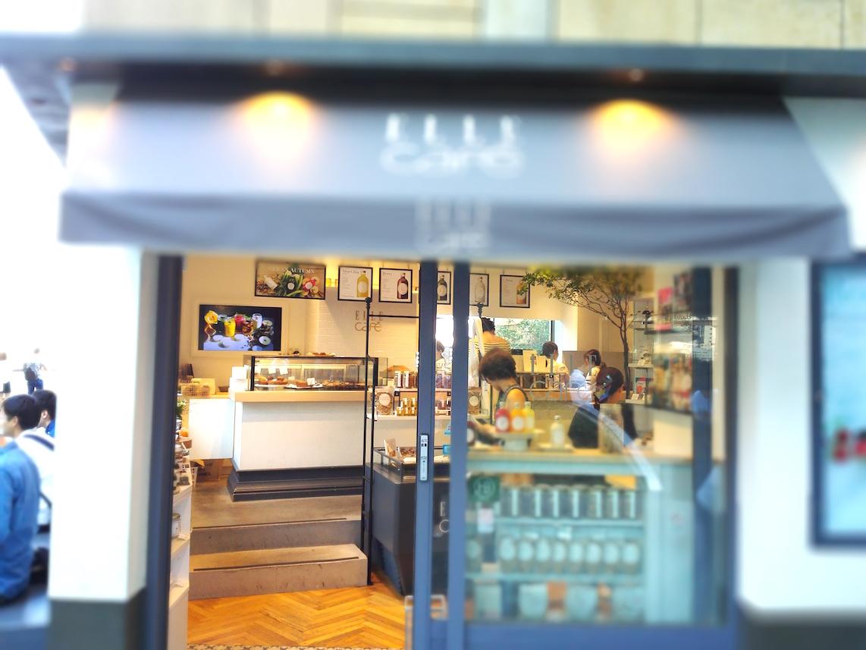 ELLE cafe Roppongi Hills