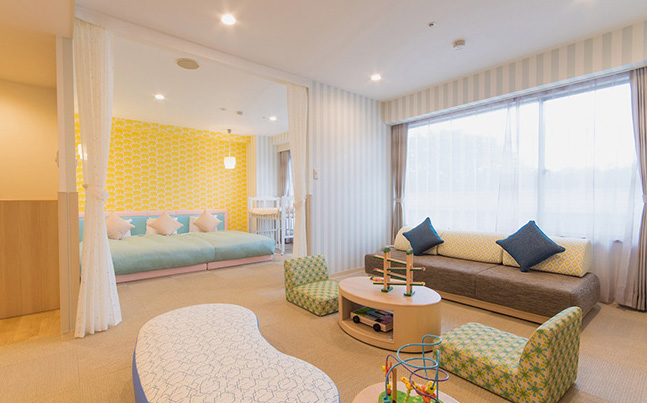 Epinard Nasu Japan baby-friendly hotel