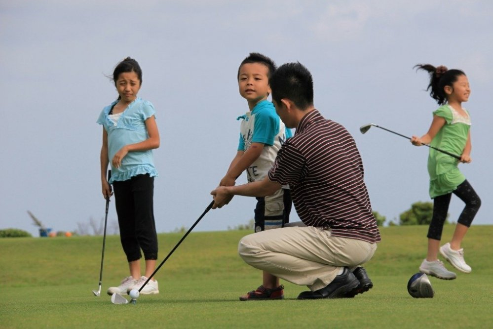 Okinawa Kanucha baby-friendly hotel child-friendly golf course