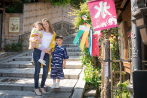 Kyoto Guide for parents with babies, toddlers and young children by Tokyo Urban Baby