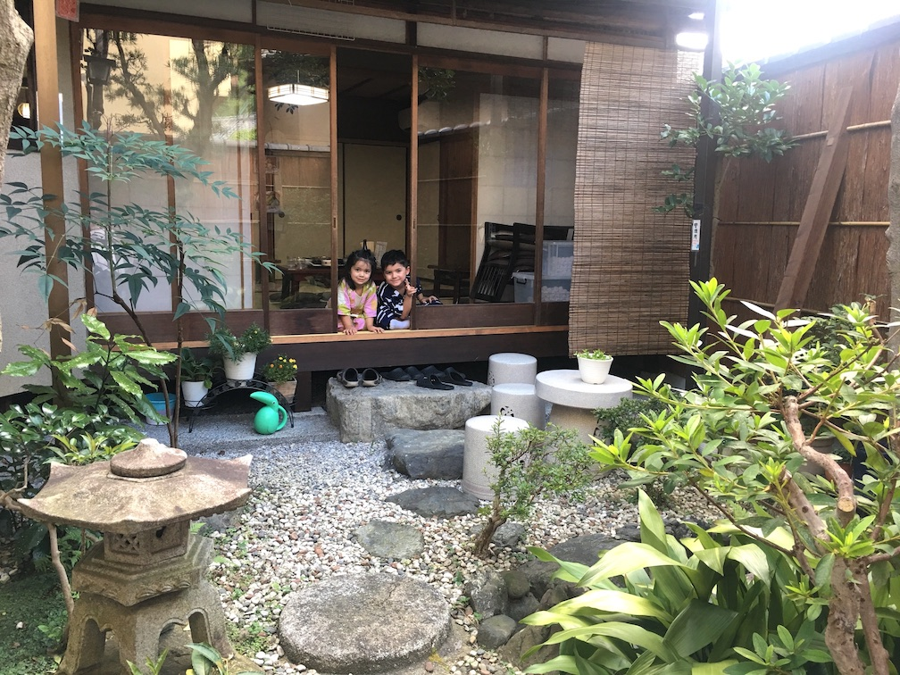 Kyousaka restaurant in Kyoto