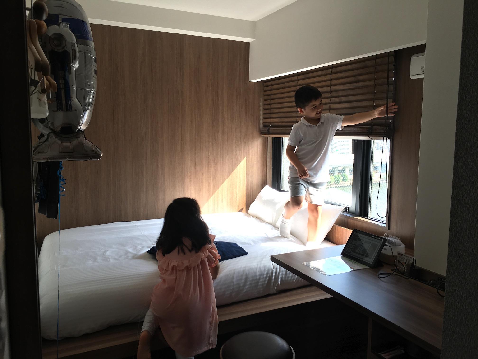 Hotel Amanek Asakusa Ekimae room