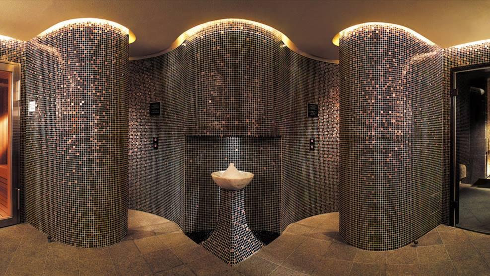 Peninsula Spa Tokyo sauna