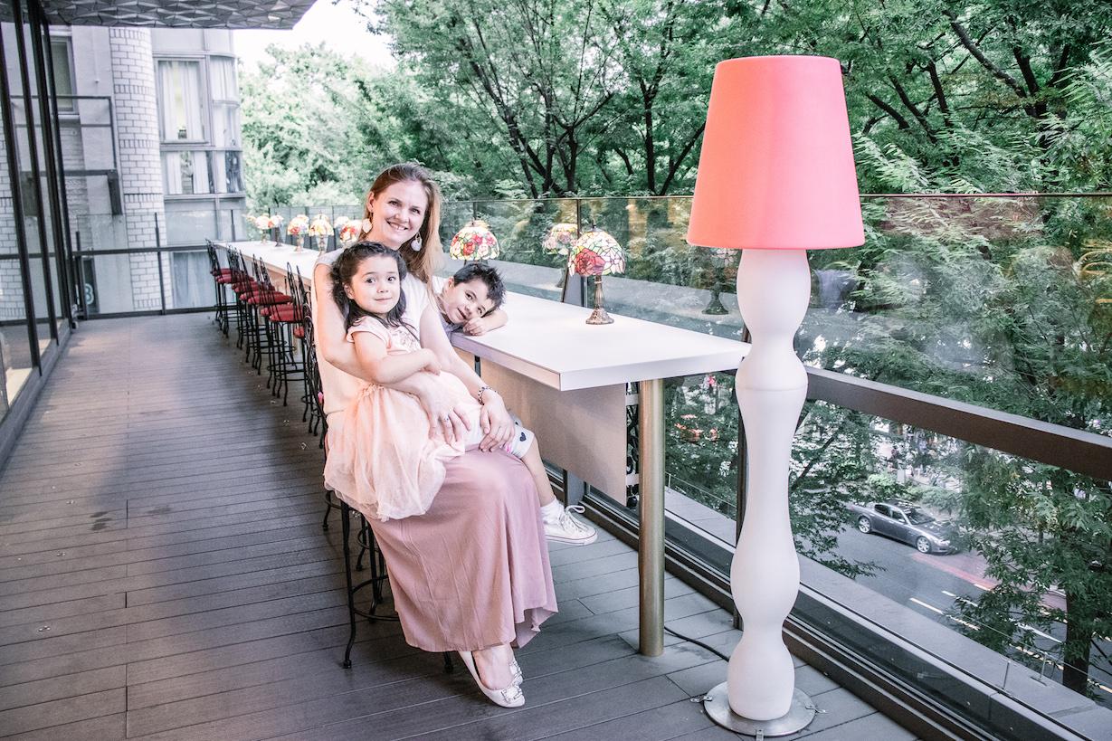 Serendity 3 child-friendly restaurant, Omotensando Tokyo
