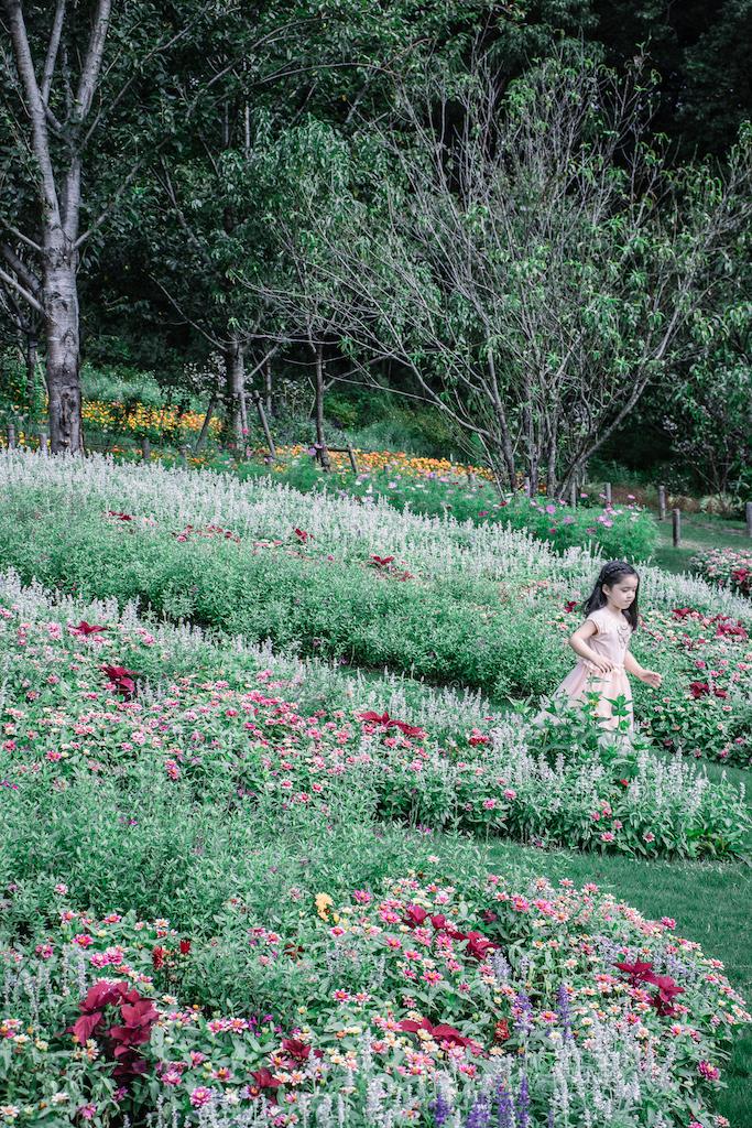 Yokohama Garden Necklace flower park