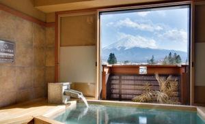 Fuji Lake hotel spa