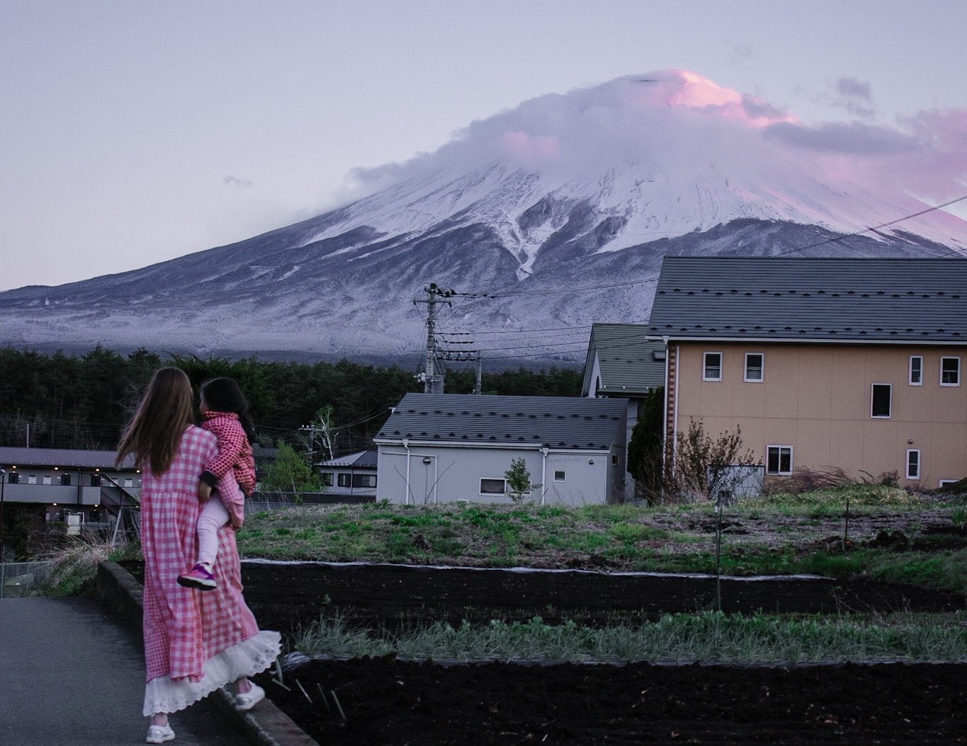 Mt Fuji Kawaguchiko child-friendly hotel