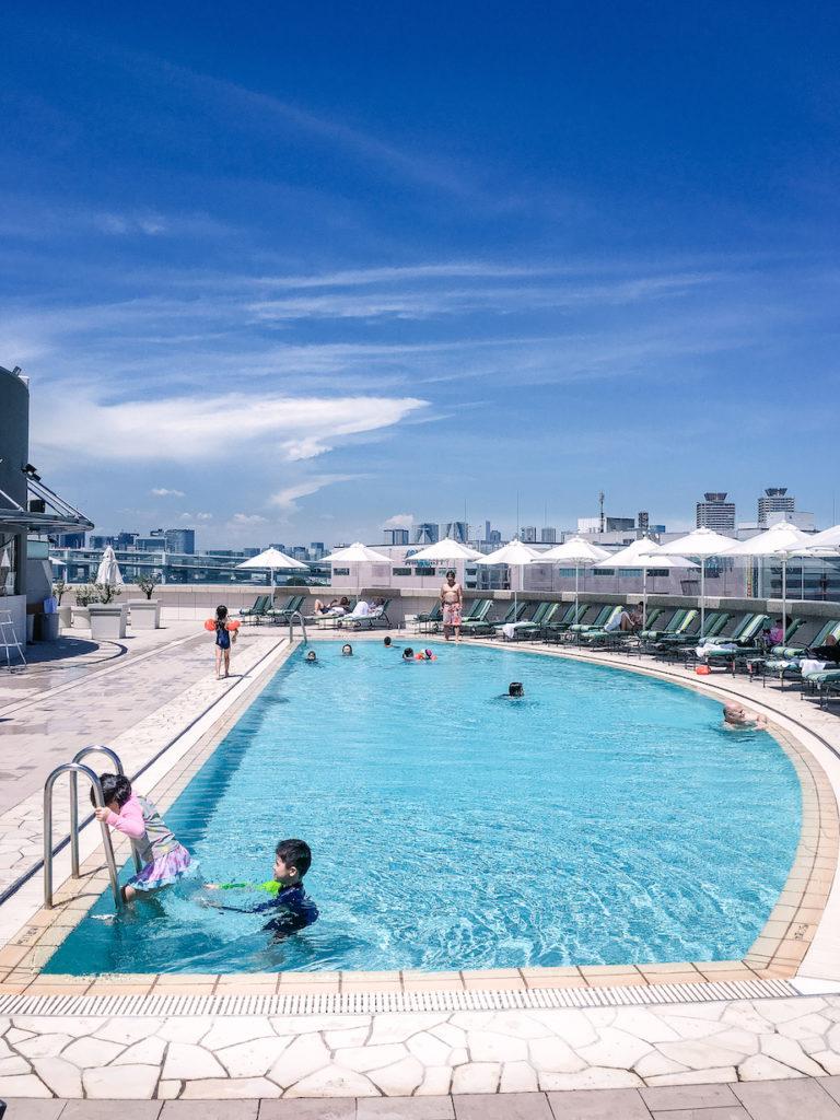 Grand Nikko Hotel Odaiba swimming pool