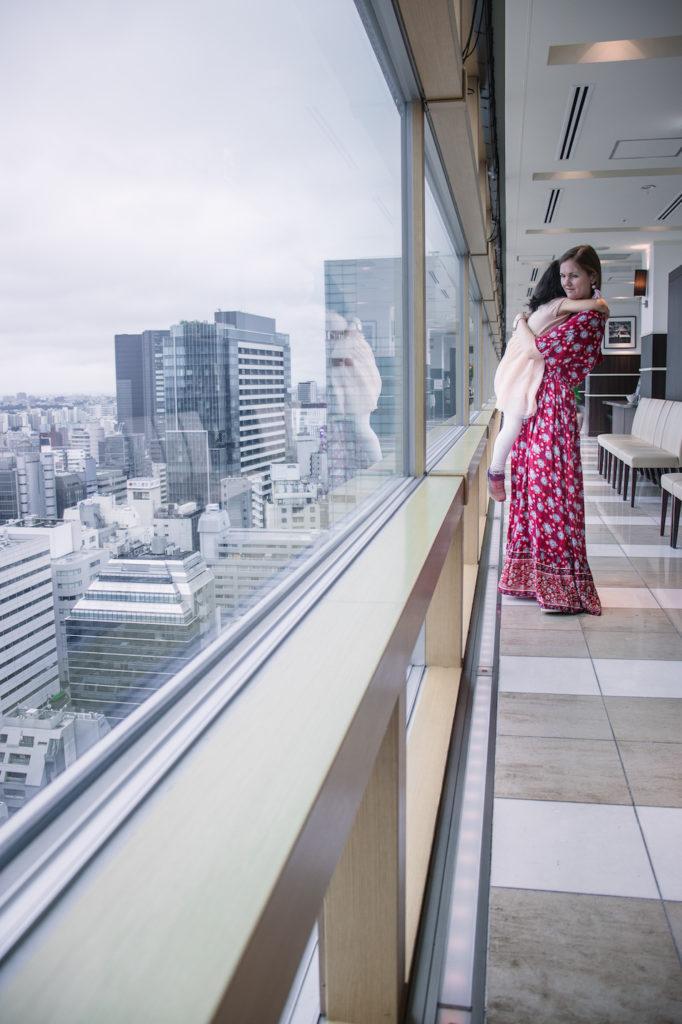 Shibuya Excel Hotel Tokyu 25th floor
