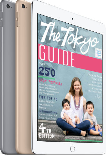 The Tokyo Guide 4th Edition ipad air